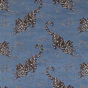 2020200-58 BONGOL VELVET Sapphire Lee Jofa Fabric