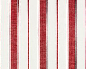 27110-002 SCONSET STRIPE Currant Scalamandre Fabric