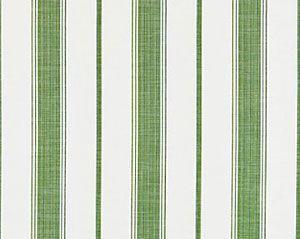 27110-003 SCONSET STRIPE Vert Scalamandre Fabric