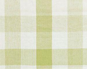 27135-005 WESTPORT LINEN PLAID Green Tea Scalamandre Fabric