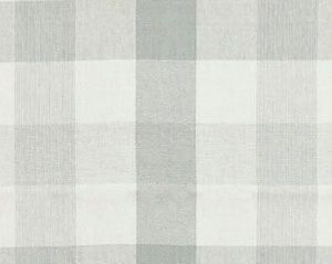 27135-006 WESTPORT LINEN PLAID Mineral Scalamandre Fabric