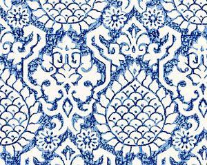 27217-003 SURAT EMBROIDERY Porcelain Scalamandre Fabric