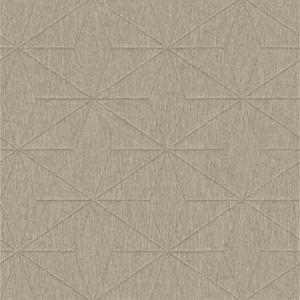 2896-25340 Bernice Diamond Geometric Gold Brewster Wallpaper
