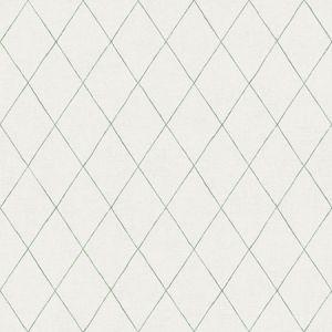 2948-27003 Rhombus Geometric Green Brewster Wallpaper