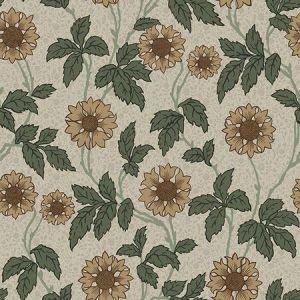 2948-28021 Leilani Floral Beige Brewster Wallpaper