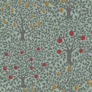 2948-33014 Pomona Fruit Tree Green Brewster Wallpaper