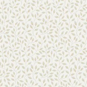 2948-33015 Posey Vines White Brewster Wallpaper
