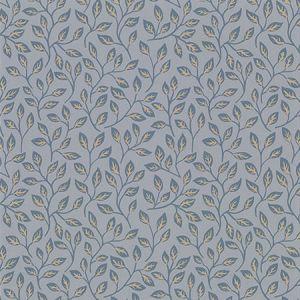 2948-33018 Posey Vines Slate Brewster Wallpaper