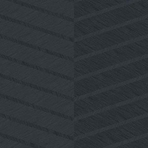 2964-25917 Aspen Chevron Indigo Brewster Wallpaper