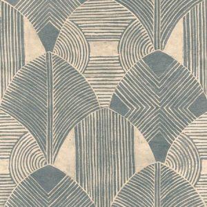 2964-25931 Westport Geometric Teal Brewster Wallpaper