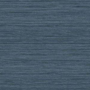 2964-25959 Barnaby Faux Grasscloth Indigo Brewster Wallpaper