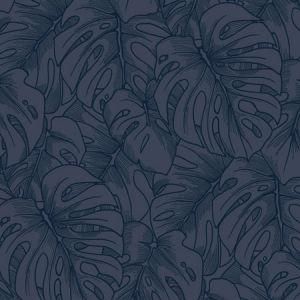 2964-87342 Balboa Botanical Indigo Brewster Wallpaper