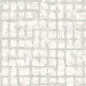 2964-87348 Shea Distressed Geometric Light Grey Brewster Wallpaper