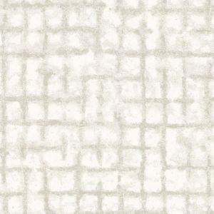2964-87350 Shea Distressed Geometric Gold Brewster Wallpaper