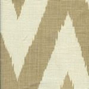 302500F TASHKENT Pale Griege on Oyster Quadrille Fabric