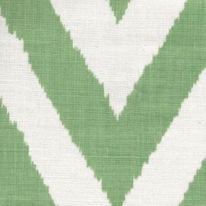 302502F TASHKENT Grass on Oyster Quadrille Fabric
