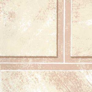 303090W-02WP COLISEUM Creams On White Quadrille Wallpaper