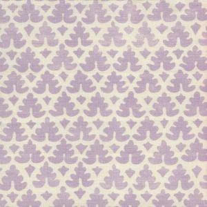 304040B-05 VOLPI NEUTRAL Soft Lavender on Tint Quadrille Fabric