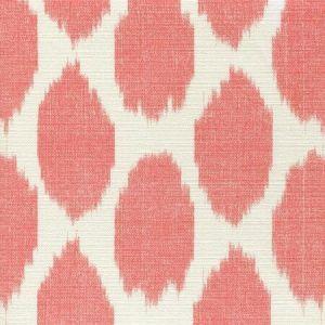 306107F ADRAS Watermelon on Tint  Quadrille Fabric