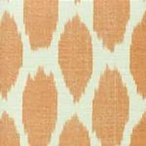 306108F ADRAS Camel on Tint Quadrille Fabric