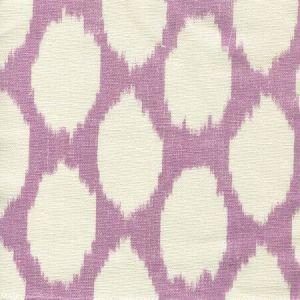 306148F ADRAS REVERSE New Soft Lavender on Tint Quadrille Fabric