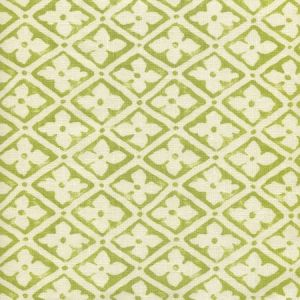 306330F-08 PUCCINI New Apple on Tinted Linen Quadrille Fabric