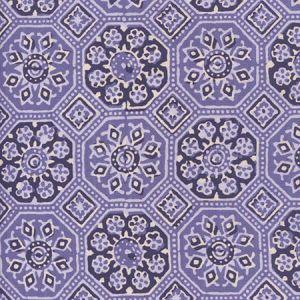 306600F-02 LORENZO ALL OVER Multi Lavenders Quadrille Fabric