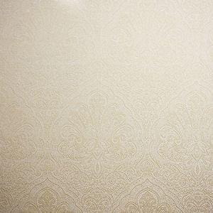 HIDDEN CREST Cream Carole Fabric