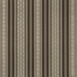 34969-6 LULE STRIPE Java Kravet Fabric