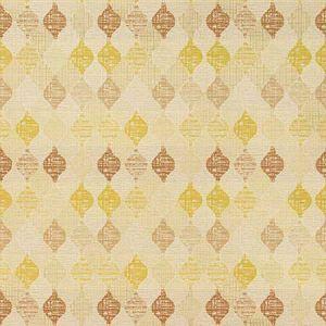 35864-40 JAIDA Saffron Kravet Fabric