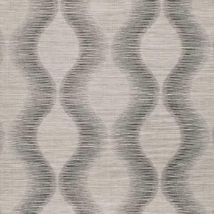 SIMPLE PLAN Charcoal Fabricut Fabric