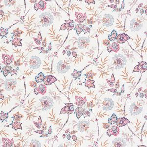 5009291 EMPEROR'S VINE Aubergine Schumacher Wallpaper