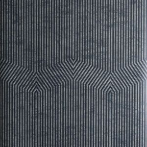 50258W TIGNISH Navy-01 Fabricut Wallpaper