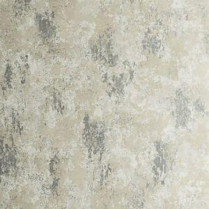 50277W COLCHESTER Taupe Silver-01 Fabricut Wallpaper