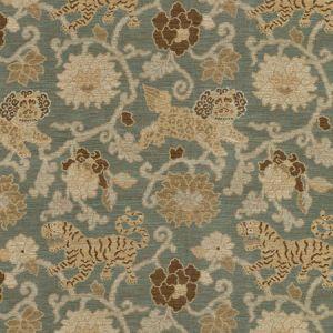 62681 KHOTAN WEAVE Mineral Schumacher Fabric