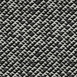 PYRAMIDS Black Pearl Fabricut Fabric