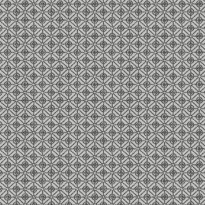 SKIPPING STONES Black Rock Fabricut Fabric