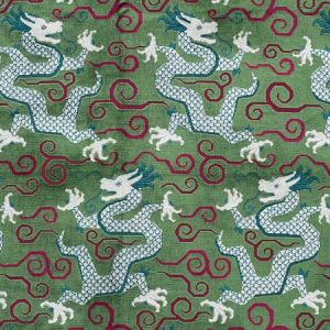 73971 BIXI VELVET Emerald Schumacher Fabric