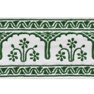 74192 Nikola Tape Emerald Schumacher Trim