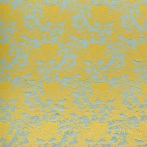 78102 RUAN DRAGON DAMASK Gold Schumacher Fabric