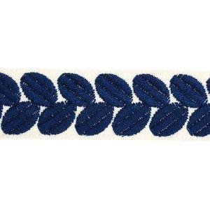 79912 BERKELEY TAPE NARROW Blue Schumacher Trim