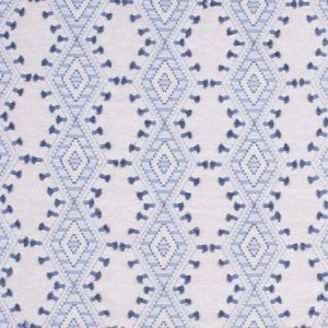 WORLD TRAVELS Bluebell Carole Fabric