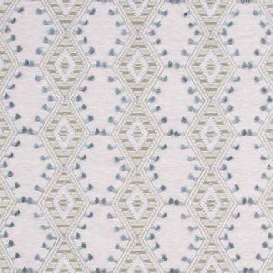 WORLD TRAVELS Greenery Carole Fabric
