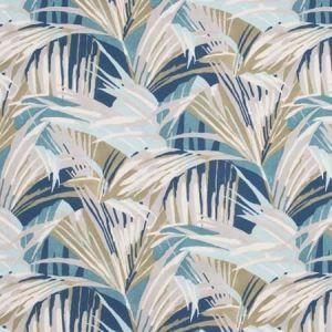 TREEHOUSE Lagoon Carole Fabric