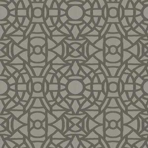 RETENU Taupe Fabricut Fabric