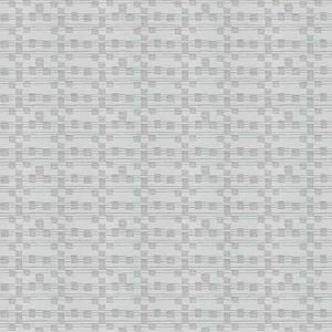 BAR LINE Silver Fabricut Fabric