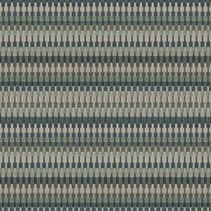MINIM Ocean Fabricut Fabric