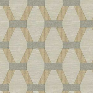 CLAVICHORD Metal Fabricut Fabric