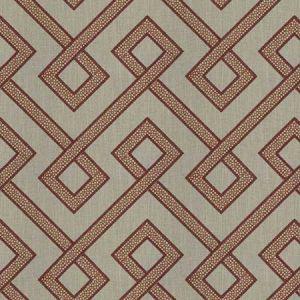 CONSONANCE Chili Fabricut Fabric