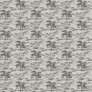 AGRICULTURE TOILE Graphite Fabricut Fabric